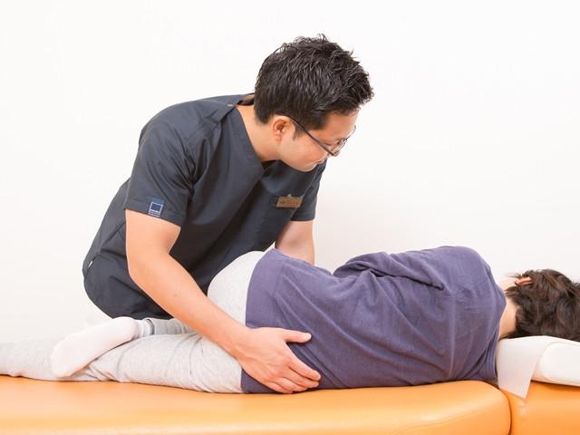 4. 腰椎のねじれ矯正